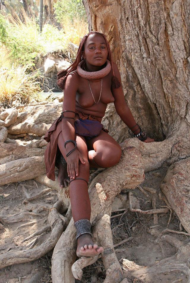 1980-е. Девушка из Эфиопии