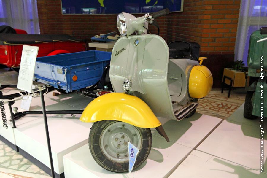 Мотороллер ВП-150 «Вятка»