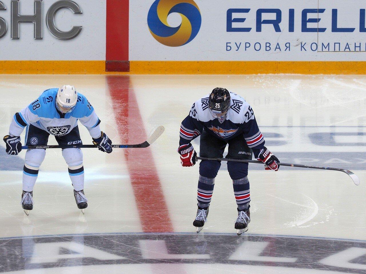 40Металлург - Сибирь 18.09.2015