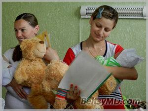Глава Бельц поздравил мам, родивших 1 июня, в День детей