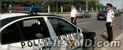 Патрулирование дорог в Молдове в режиме нон-стоп