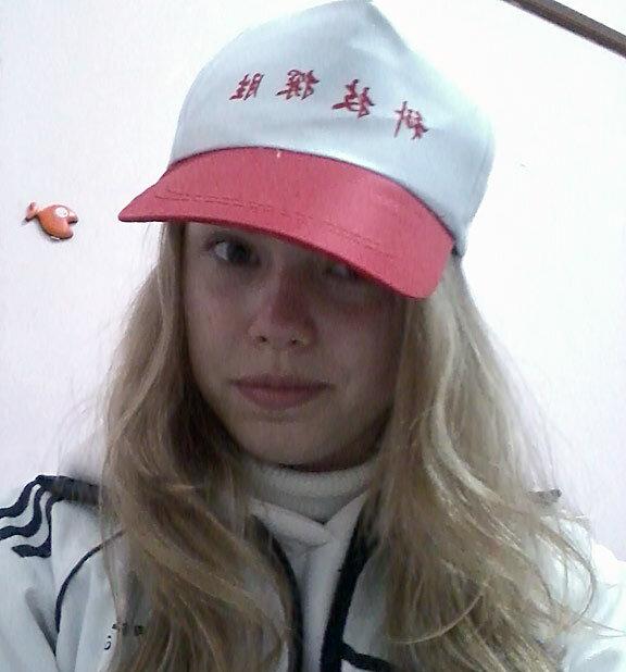 Виктория Карпенко в Шанхае