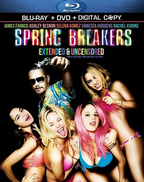 Отвязные каникулы / Spring Breakers (2012) BD-Remux + BDRip 1080p/720p + HDRip