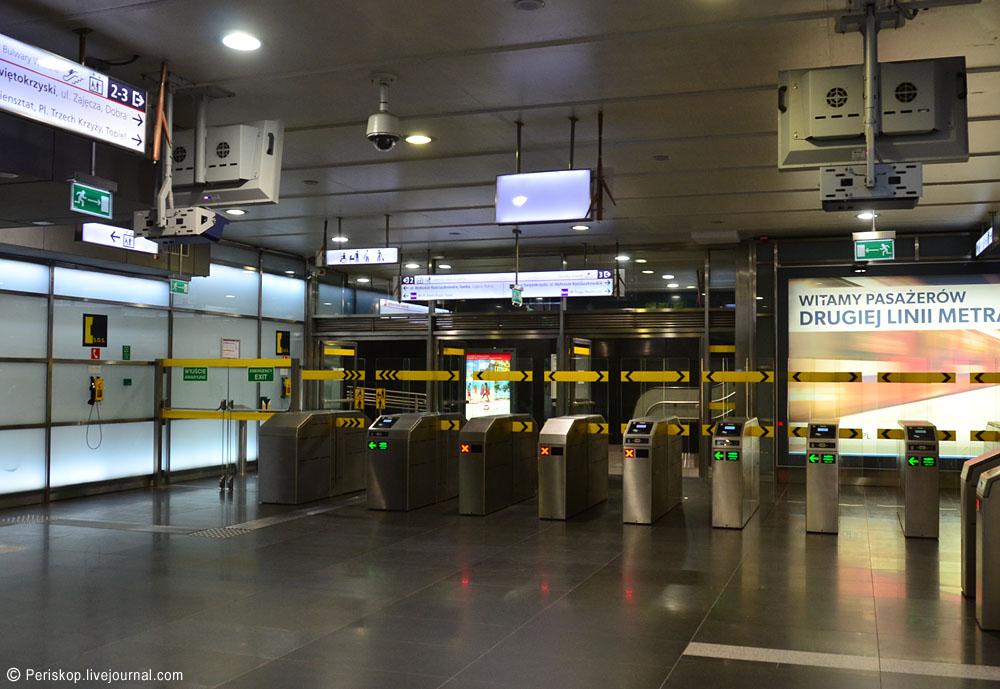 【引用】华沙马赛克- 5。第二条线地铁 - 枫林傲然 - .
