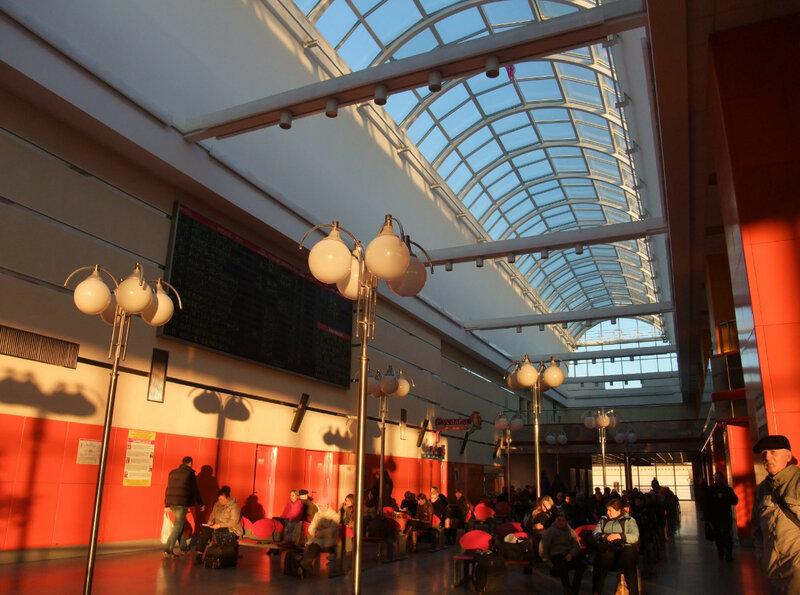 Минский железнодорожный вокзал