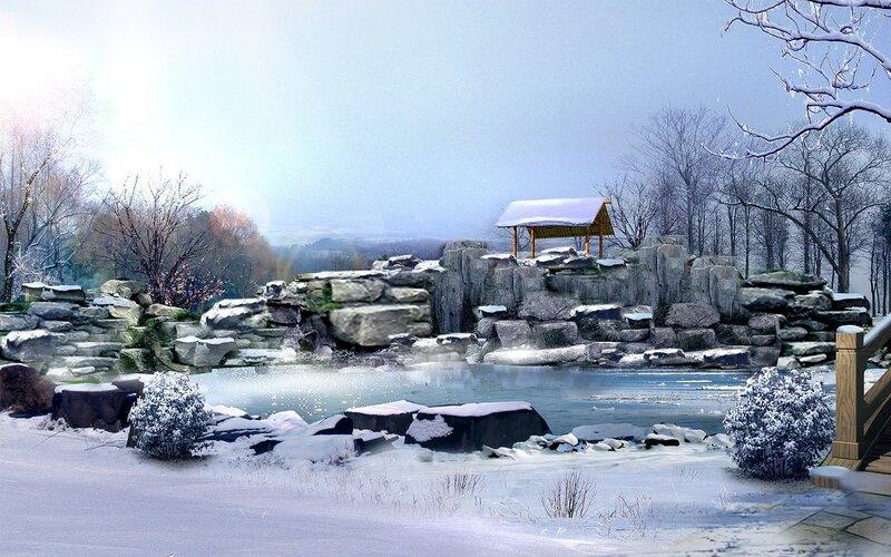 Красивые китайские пейзажи. Фотографии природы Китая, похожей на картины 0 1c4d3a ece6a26c XL