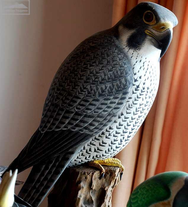 Деревянные птицы Бали