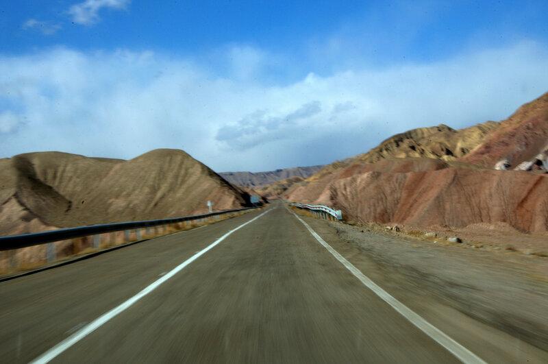 дороги Ирана