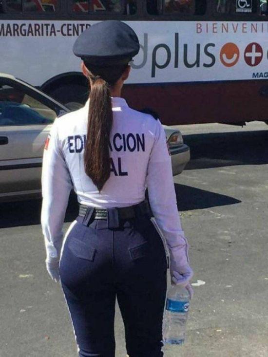 Дорожная полиция Мексики