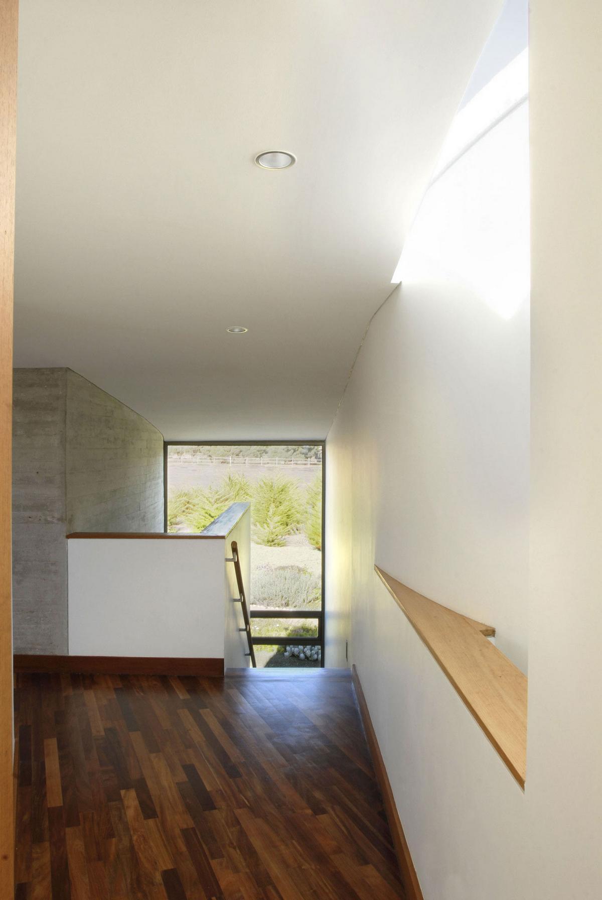 DX Arquitectos, частный дом в Кокимбо, дома в Чили, дом на берегу Тихого океана, вид на океан из частного дома, терраса с видом на океан, German Alzerreca