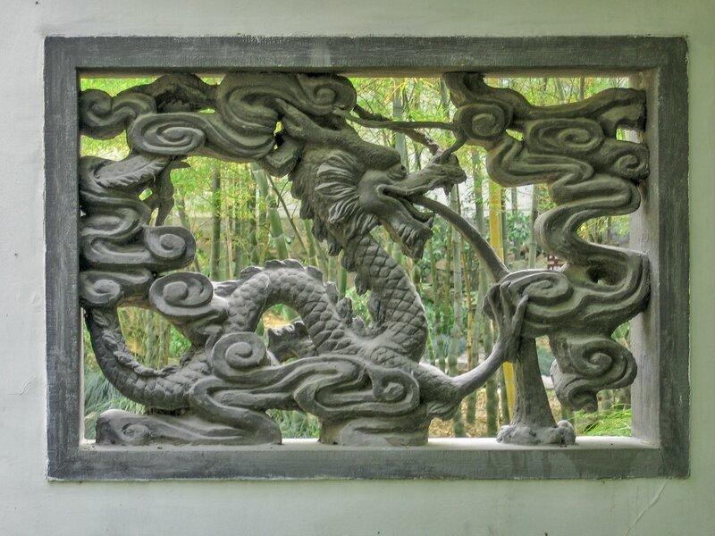 Дракон, Ханчжоу