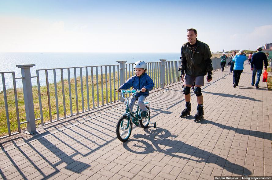 Анапа - велоград.