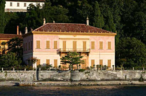 Черноббио, вилла Пиццо, озеро Комо, lake of como, cernobbio, villa pizzo