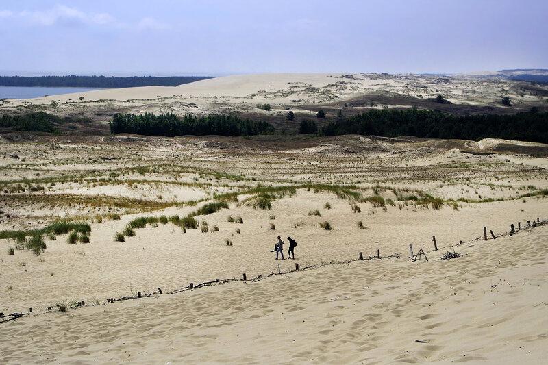 Заповедные пески