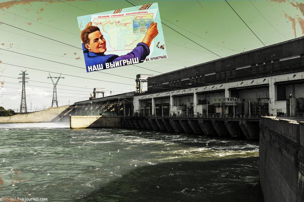 Как работает Новосибирская ГЭС