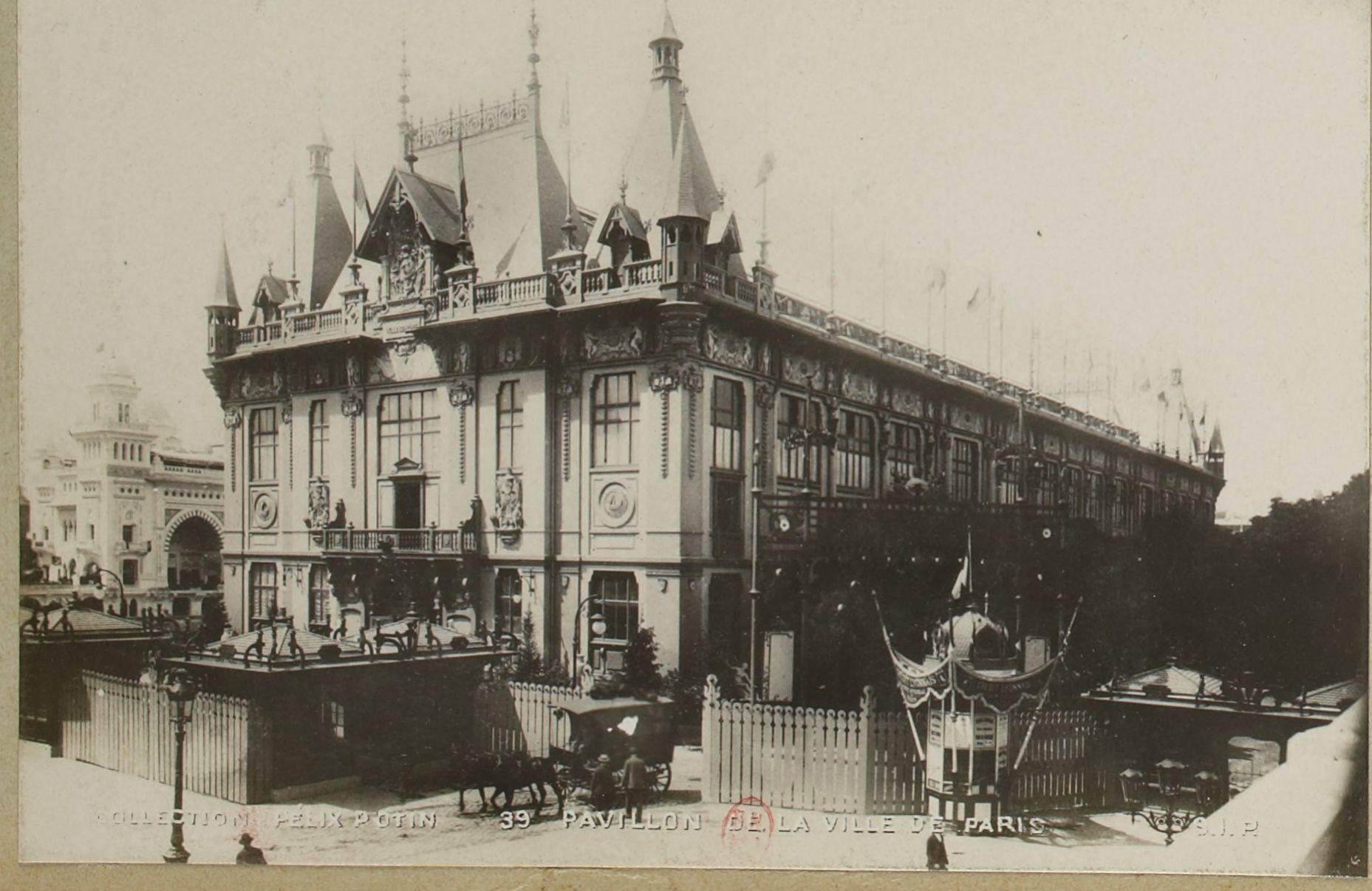 Павильон Парижской мэрии
