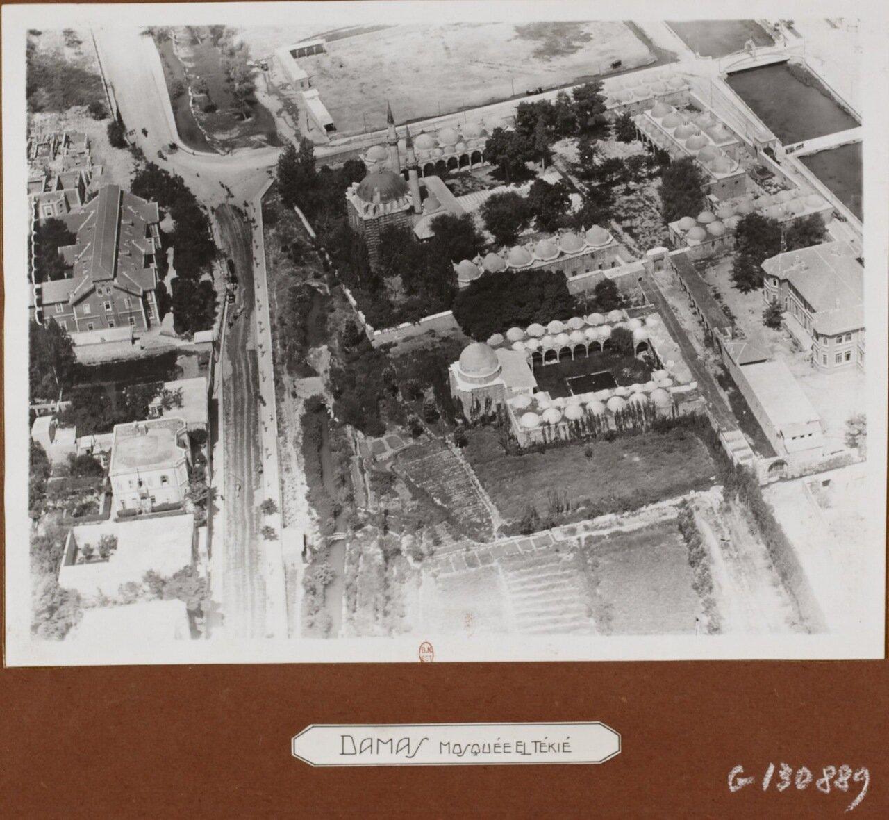 Дамаск. Мечеть Эль-Такие