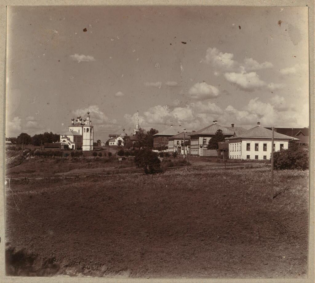 Церкви Фрола и Лавра и Благовещения Пресвятой Богородицы. 1910.