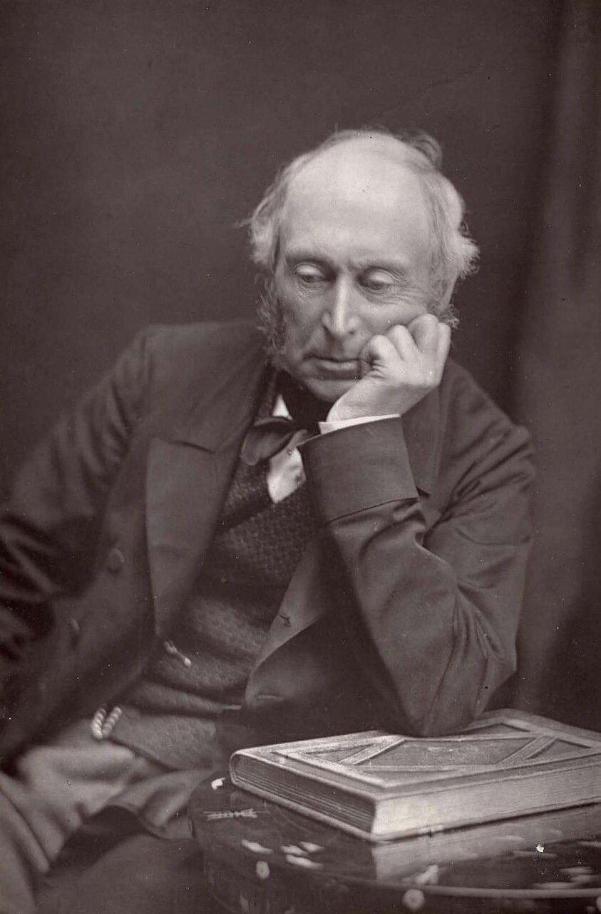 Уильям Армстронг, первый барон Армстронг. 1810-1900. Изобретатель, промышленник, один из первых сторонников возобновляемых источников энергии.