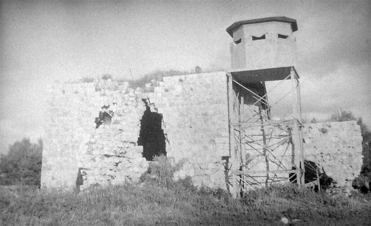 1948. Обстрел лагеря Рош-ха-Аин