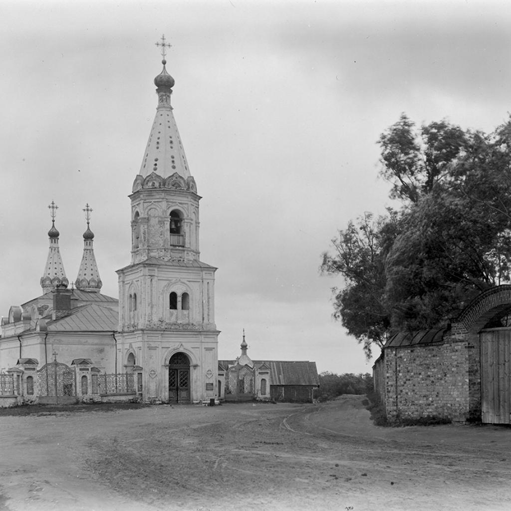 Кремль. Церковь Сошествия Святого Духа