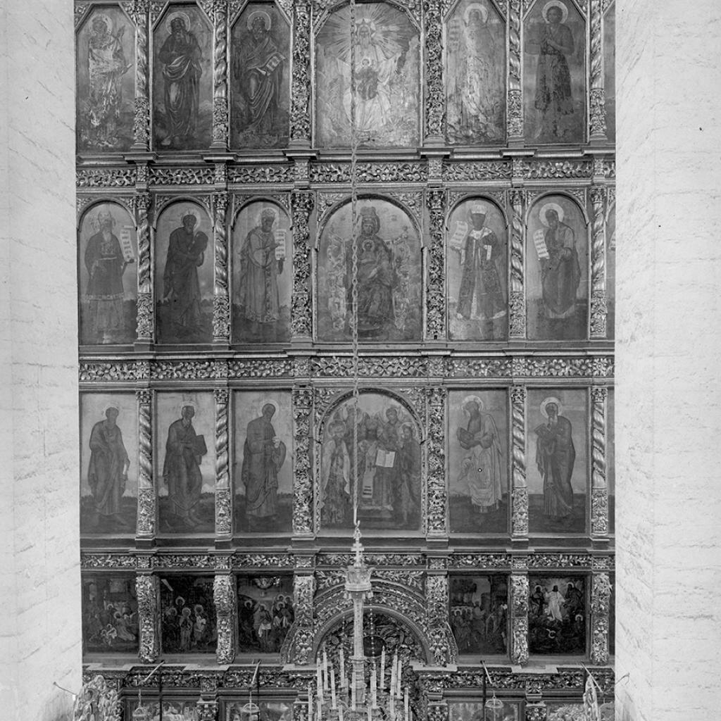 Троицкий собор. Иконостас