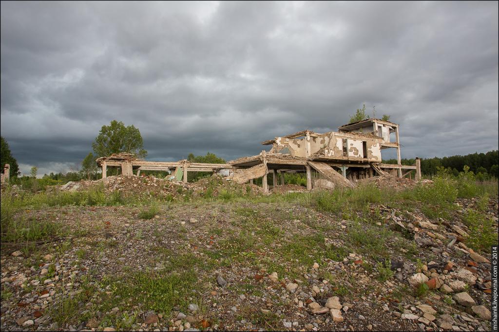 Шахта Кургазакская, шахта Блиново-Каменская, Южно-Уральский бокситовый рудник