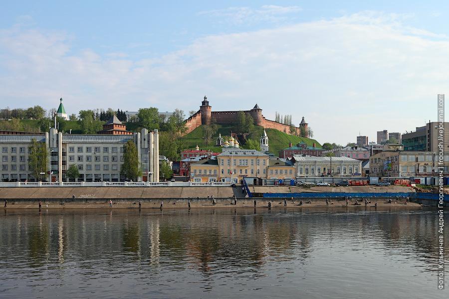 Чем встречает нас Нижний Новгород