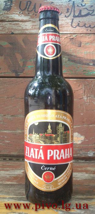 Zlata Praha Черное — новый вкус чешского пива