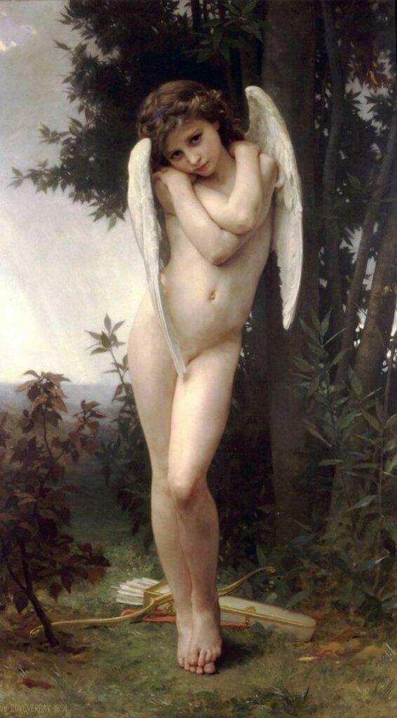 Amor-holt-sich-nasse-Fuesse-von-Adolphe-William-Bouguereau-23174.jpg