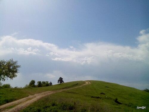 Дорога на небо (в облака)
