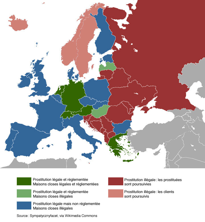Занятие сексом в разных странах мира