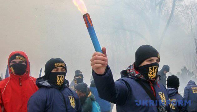 Марш Достоинства и митинг под Радой прошли без грубых нарушений, - Шкиряк