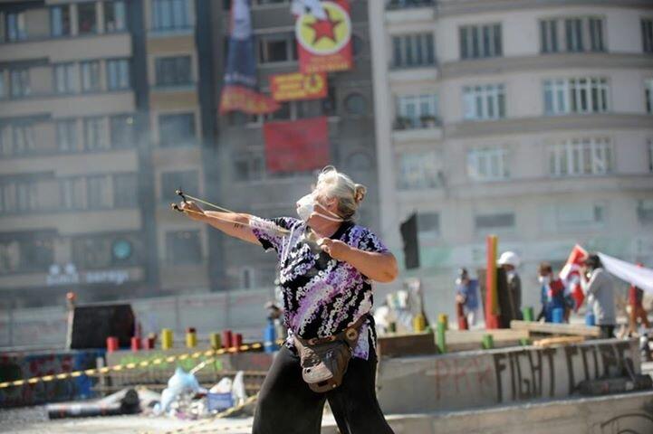 Бабушка за нестабильность