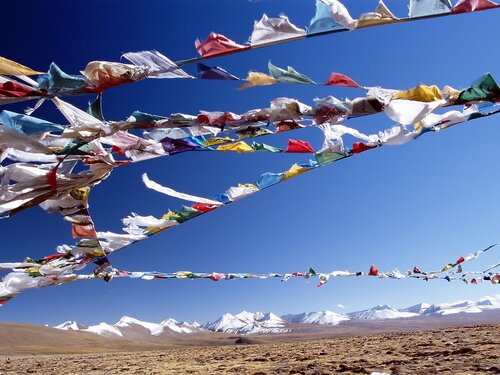 """Лекция """"Тибет и Перу - две стороны одной планеты"""" 28.11.2013"""