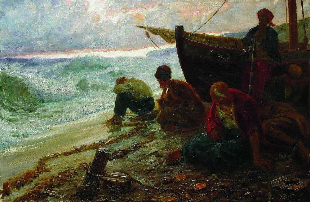 Конец Черноморской Вольницы. 1900-е.jpg