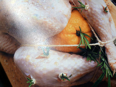Рецепты к Новогоднему столу от Джейми! Индейка в духовке
