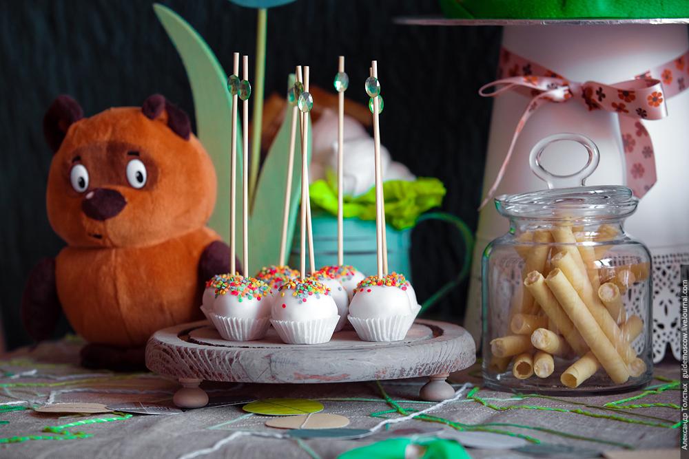 тематический сладкий стол, Candy Bar, Королевские штучки