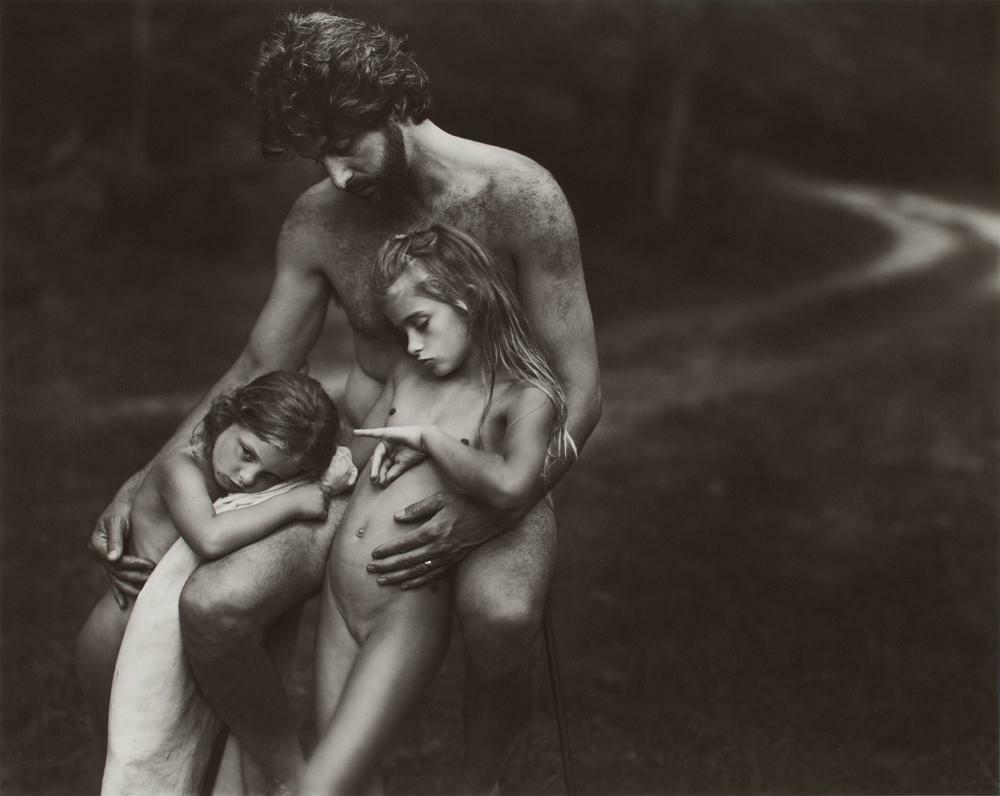 фото салли манн о детях