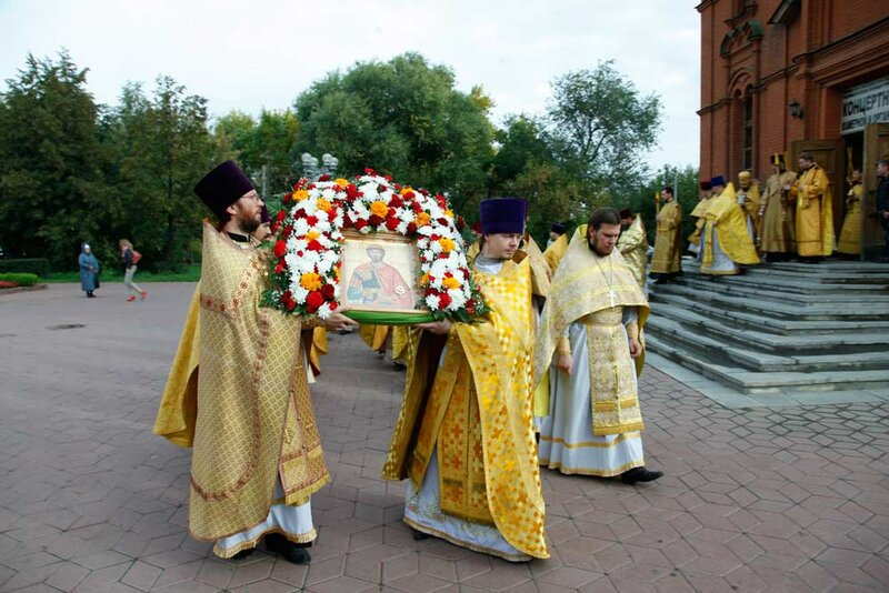 Икона Александра Невского (14.06.2013)
