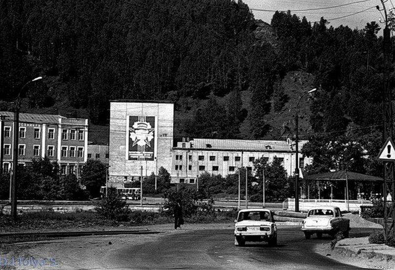 Златоуст - самый высокогорный город Урала (18.06.2013)
