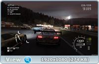 GRID Autosport Black Edition (2014/RUS/ENG/MULTI8/Full/Repack)