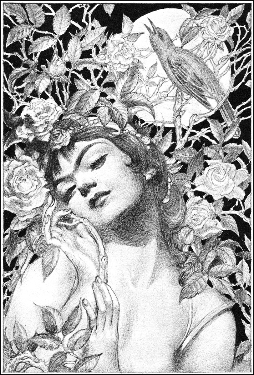 Willy Pogany. Rubaiyat of Omar Khayyam
