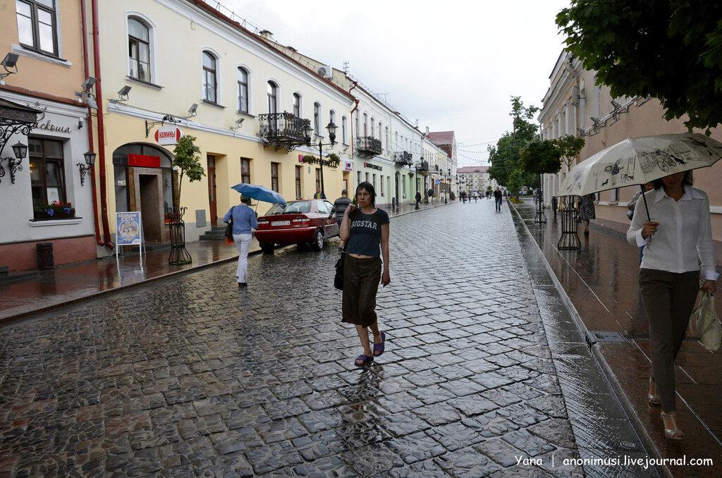 Путешествие в Гродно. Достопримечательности Гродно
