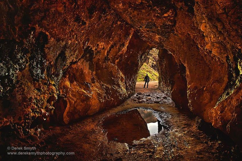 Штормовые Земли— Ларрибейн, Северная Ирландия