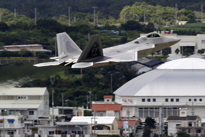 Жителям Окинавы выплатят 264 млн долларов за звук отсамолётов ВВС США