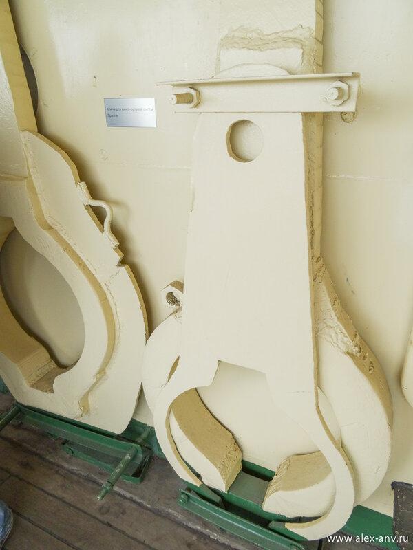 Специальные ключи для ремонта винтов.