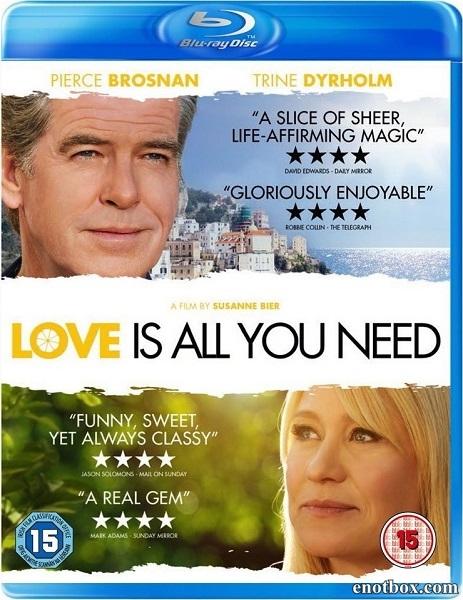 Любовь – это всё, что тебе нужно / Love Is All You Need / Den skaldede frisør (2012/BDRip/HDRip)