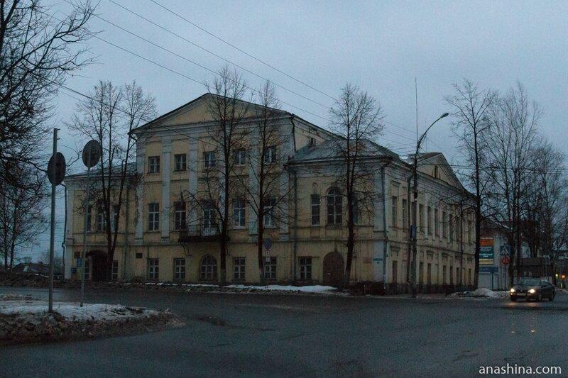 Дом Шалопанова/Кузнецова, Ввтегра