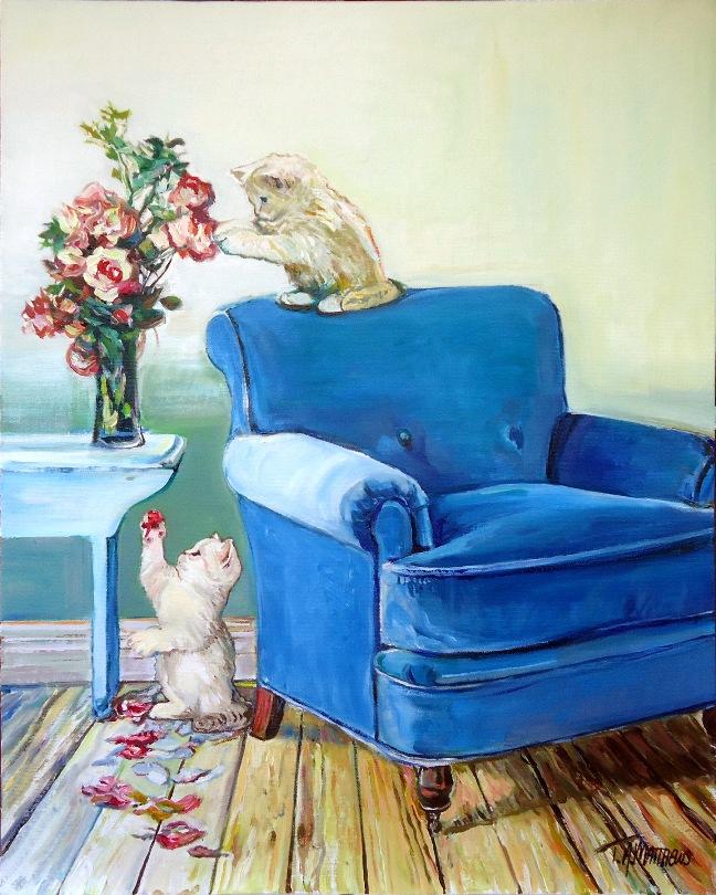 Картины птиц